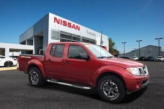 2016 Nissan Frontier Desert Runner Truck Crew Cab