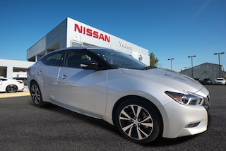 2018 Nissan Maxima 3.5 SV Sedan Savannah, GA
