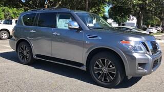 2019 Nissan Armada Platinum SUV Savannah, GA