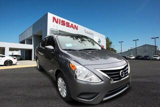 2019 Nissan Versa 1.6 S Plus Sedan Savannah, GA