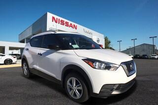 2018 Nissan Kicks S SUV Savannah, GA
