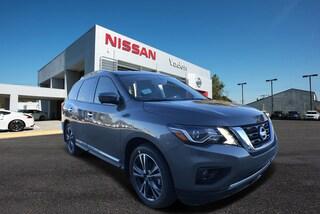 2019 Nissan Pathfinder Platinum SUV Savannah, GA