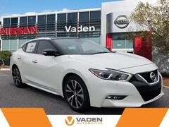 2018 Nissan Maxima 3.5 Platinum Sedan