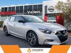 2018 Nissan Maxima 3.5 S Sedan