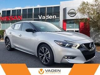 2018 Nissan Maxima 3.5 S Sedan Savannah, GA
