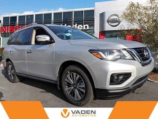 2019 Nissan Pathfinder SV SUV Statesboro