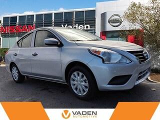 2019 Nissan Versa 1.6 S Sedan Statesboro, GA