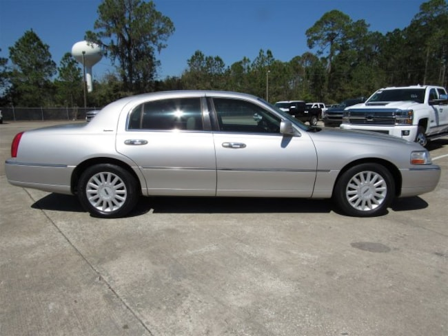 Used 2005 Lincoln Town Car For Sale Savannah Vin 1lnhm81w35y634058