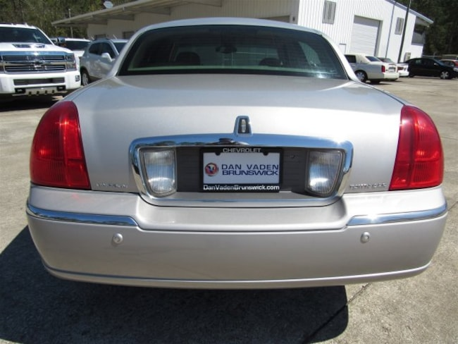 Used 2005 Lincoln Town Car Signature For Sale In Savannah Brunswick