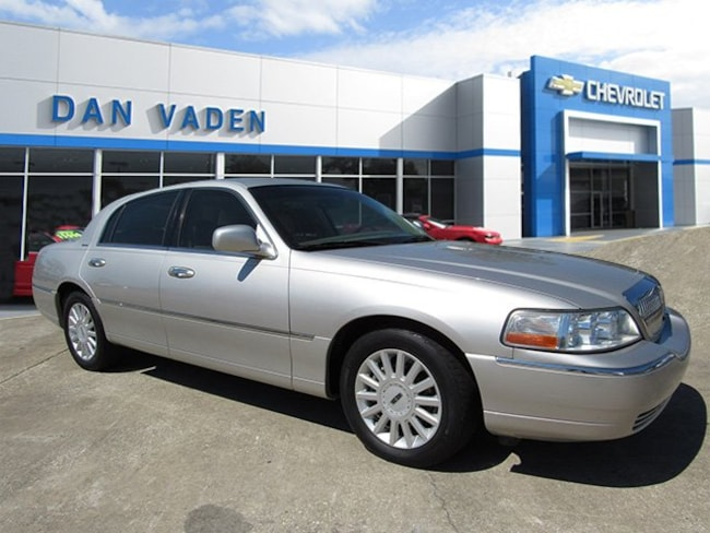 Used 2005 Lincoln Town Car For Sale Hinesville Ga Vin