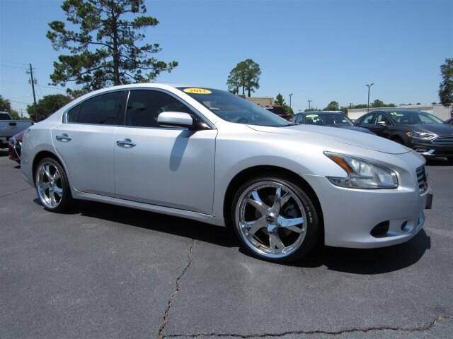 Used 2012 Nissan Maxima For Sale | Savannah | VIN