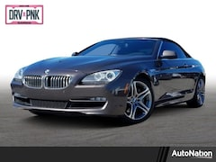 2015 BMW 650i Convertible in [Company City]
