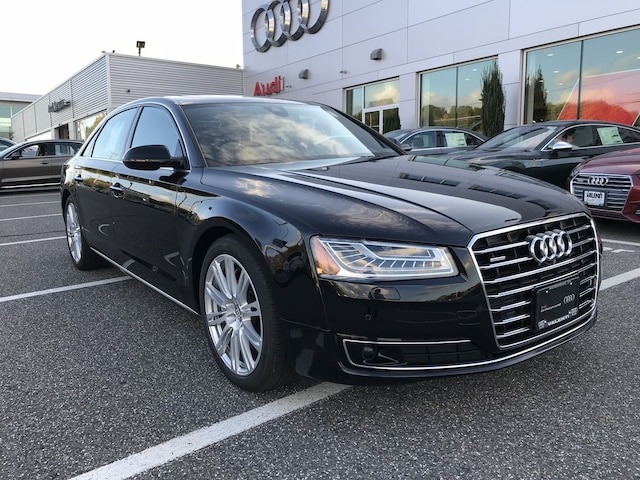 Used 2015 Audi A8 For Sale Watertown Ct