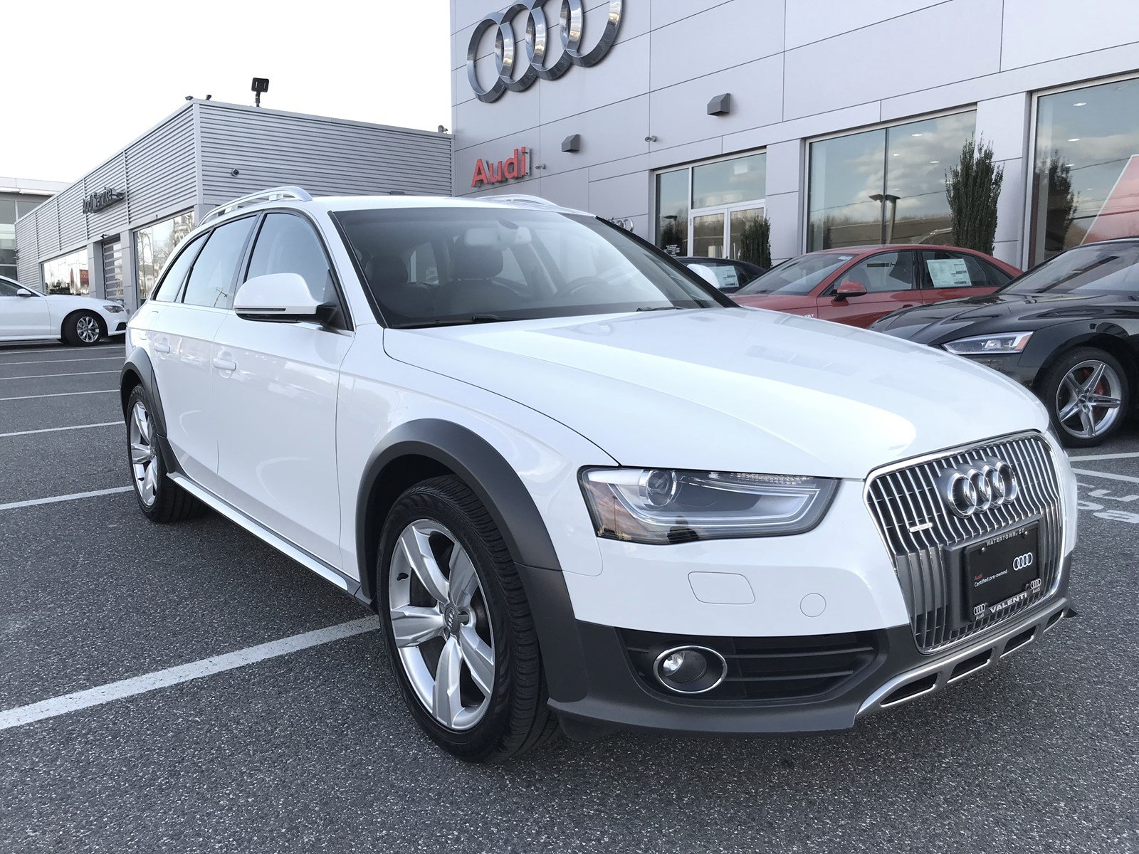 2014 Audi allroad 2.0T Premium Plus (Tiptronic) Wagon