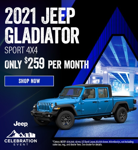 2021 Jeep Gladiator Sport 4x4
