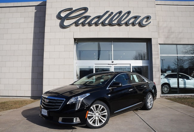 2018 CADILLAC XTS Luxury Sedan