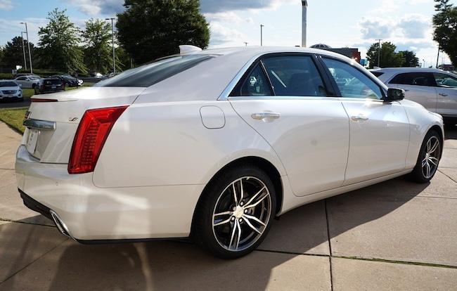 New 2019 Cadillac Cts Sedan For Sale At Valenti Hartford Vin