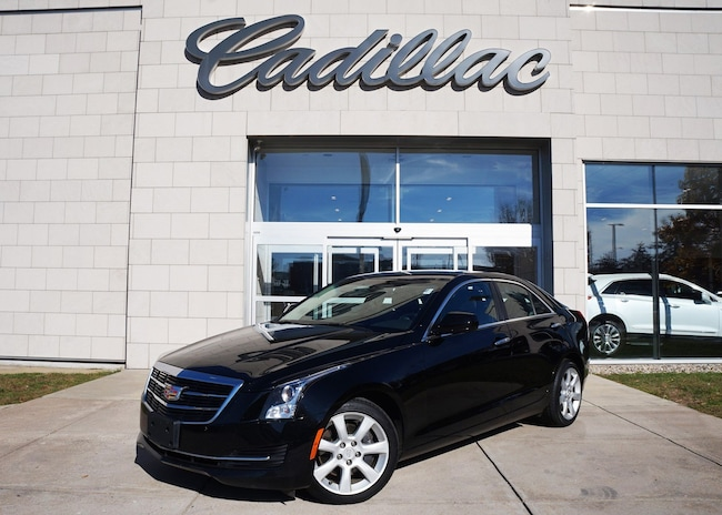 2015 CADILLAC ATS 2.0L Turbo Sedan