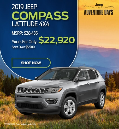 2019 Compass September Offer