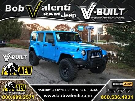 2018 Jeep Wrangler V-BUILT ALTITUDE 4X4 Sport Utility