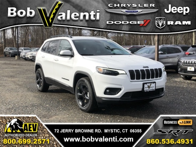 New 2019 Jeep Cherokee ALTITUDE 4X4 Sport Utility For Sale/Lease Mystic, CT