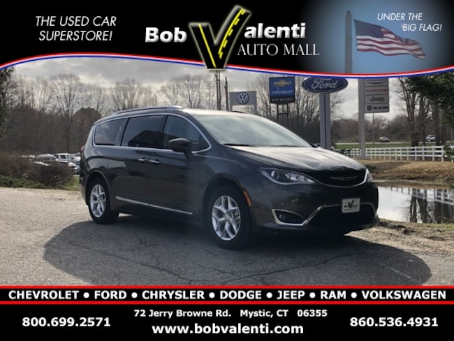 Used 2018 Chrysler Pacifica Touring L Van in Mystic, CT