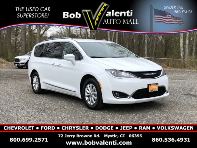 Used 2019 Chrysler Pacifica Touring L Van Passenger Van in Mystic, CT