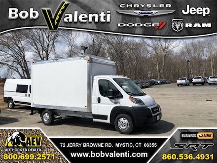 2019 Ram ProMaster 3500 CUTAWAY 159 WB / 104 CA Chassis