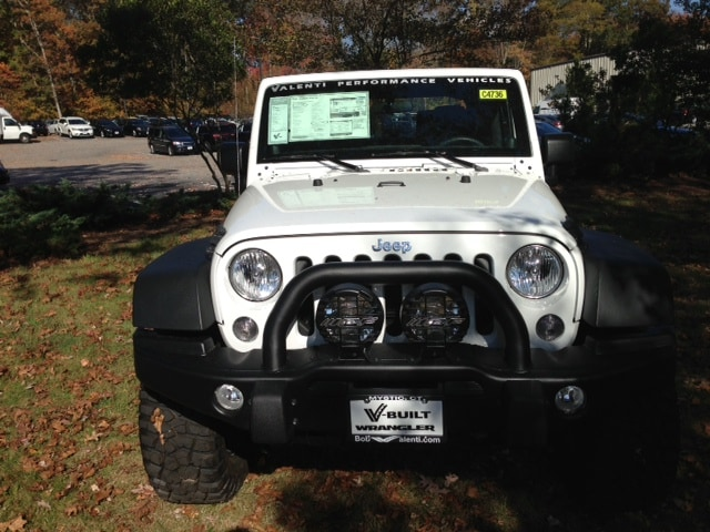 Call Valenti Jeep Sales Today For More Info On This Jeep