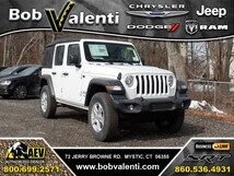 Featured new  2018 Jeep Wrangler UNLIMITED SPORT S 4X4 SUV for sale in Old Saybrook, CT