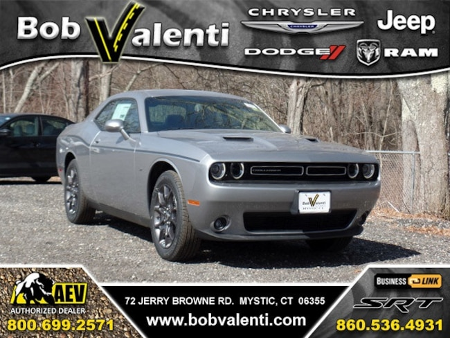 New 2018 Dodge Challenger GT ALL-WHEEL DRIVE For Sale | Mystic CT