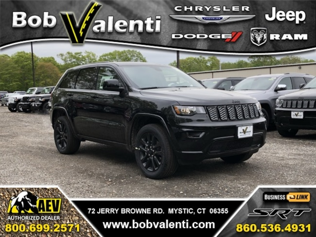 New 2019 Jeep Grand Cherokee ALTITUDE 4X4 Sport Utility For Sale/Lease Mystic, CT
