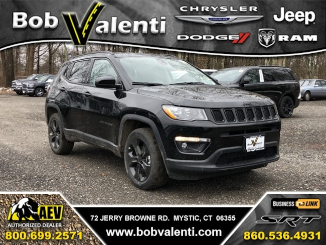 New 2019 Jeep Compass ALTITUDE 4X4 Sport Utility For Sale/Lease Mystic, CT