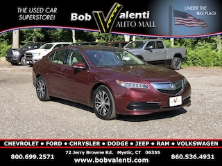 Pre-Owned 2016 Acura TLX Tech (DCT) Sedan 19UUB1F50GA003961 for Sale in Mystic, CT