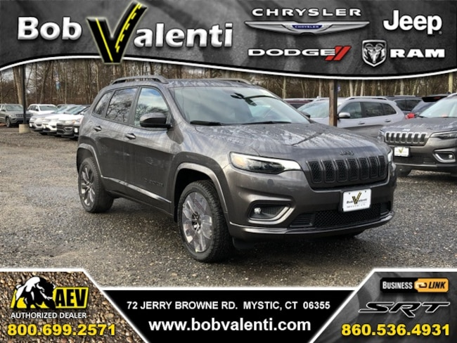 New 2019 Jeep Cherokee HIGH ALTITUDE 4X4 Sport Utility For Sale/Lease Mystic, CT