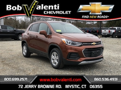 New 2019 Chevrolet Trax For Sale At Valenti Family Of