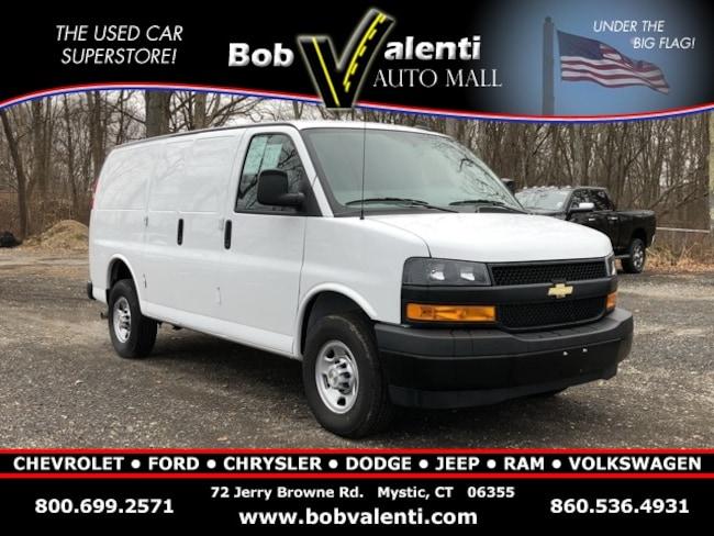Used 2018 Chevrolet Express 2500 Work Van Van Cargo Van in Mystic, CT