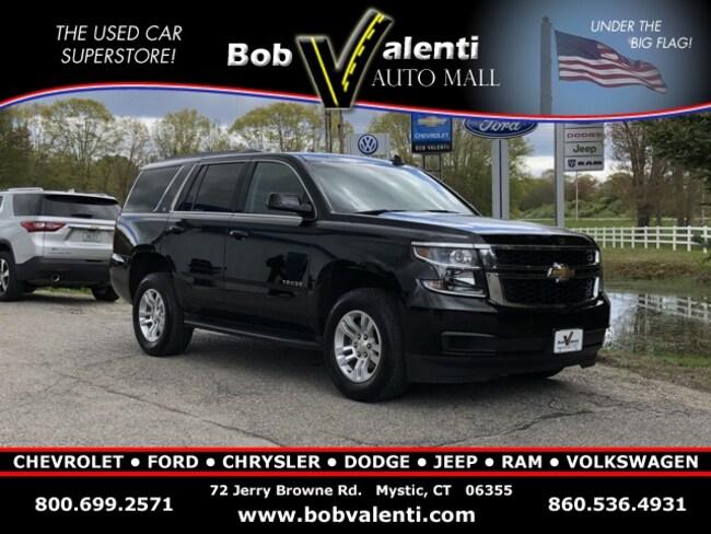 Used 2019 Chevrolet Tahoe LT SUV in Mystic, CT
