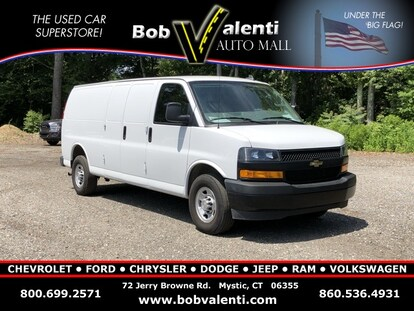 Used 2019 Chevrolet Express 2500 For Sale At Valenti Used Car Super Store Vin 1gcwgbfp7k1140856