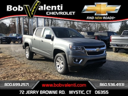 New 2019 Chevrolet Colorado For Sale At Valenti Family Of