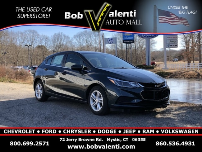 Used 2018 Chevrolet Cruze LT Auto Hatchback in Mystic, CT