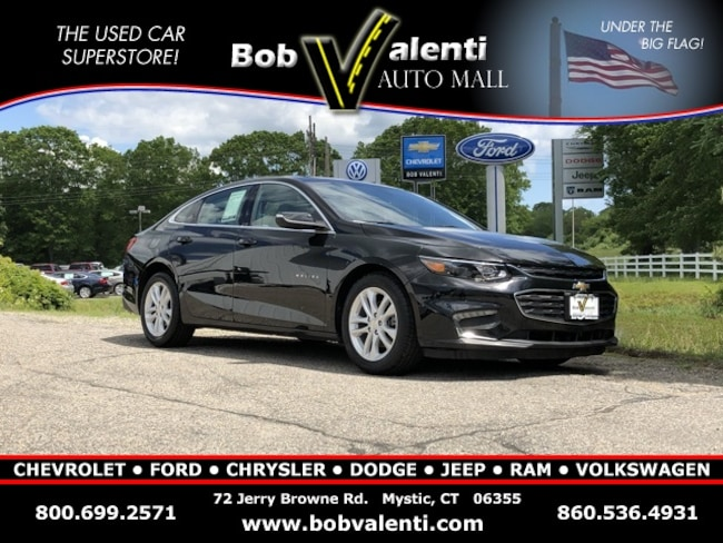 Used 2018 Chevrolet Malibu LT Sedan in Mystic, CT