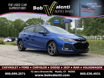 Used 2019 Chevrolet Cruze For Sale At Valenti Family Of