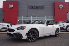 2020 FIAT 124 Spider ABARTH Convertible