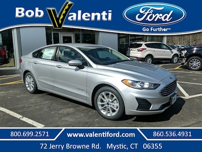 New 2019 Ford Fusion Hybrid For Sale At Valenti Family Of