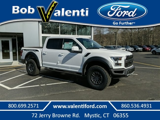 New 2019 Ford F-150 Raptor Truck For Sale/Lease Mystic CT