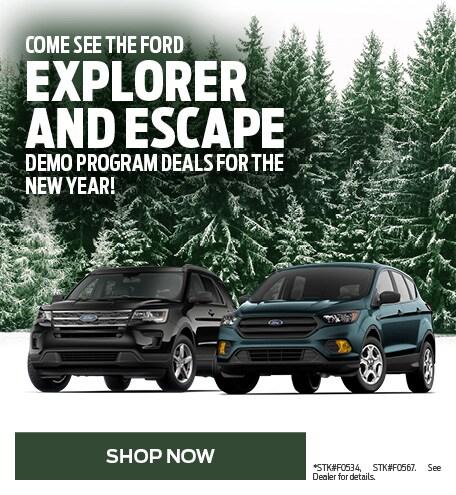 Explorer & Escape Demo Offer