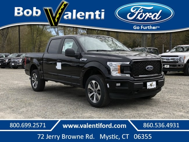 New 2019 Ford F-150 Lariat Truck For Sale/Lease Mystic CT