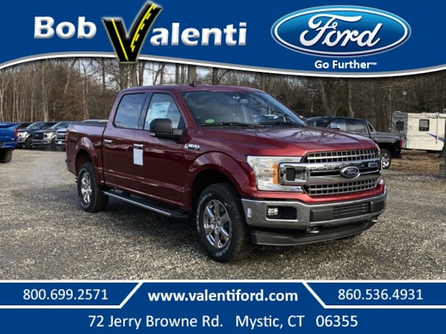 New 2019 Ford F-150 XLT Truck For Sale/Lease Mystic CT