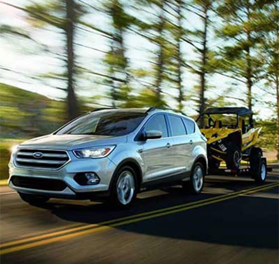 2019 Ford Escape Vs The Competition